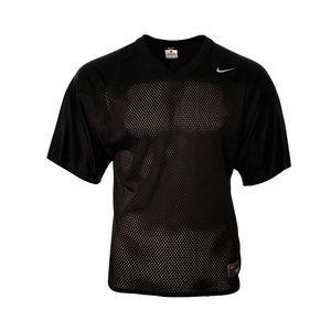 Men's Nike Football Jersey Black Size X-Large